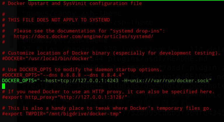 Docker网络管理