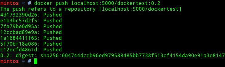 搭建自己的Docker Registry